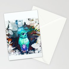 Posh Bird Stationery Cards
