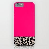 Minimal Leopard iPhone 6 Slim Case