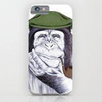 Wise Mr. Chimp iPhone 6 Slim Case