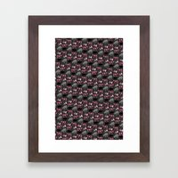 caMOOuflage Framed Art Print