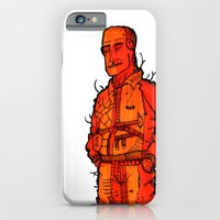 iPhone & iPod Case featuring Couldn't be Bothered  by Lee Grace Illustration