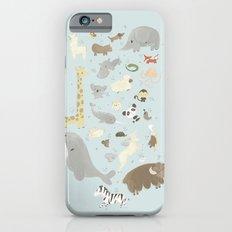 Animalphabet iPhone 6 Slim Case