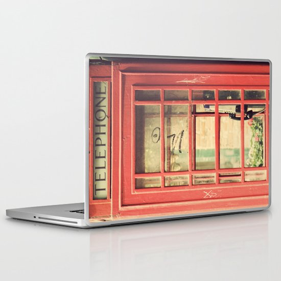 London calling ... Laptop & iPad Skin
