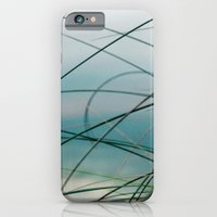 Beach Grass and Sea iPhone 6 Slim Case