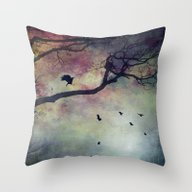 Marvels Of Color Throw Pillow