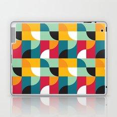 Squares & Curves Laptop & iPad Skin
