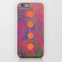 Dotted Abstract iPhone 6 Slim Case