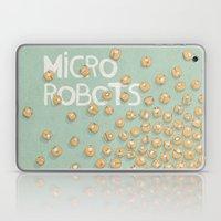 microrobo Laptop & iPad Skin