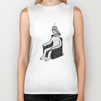 The Hypnowl Consultant Biker Tank