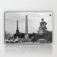 Place De La Concorde Laptop & iPad Skin