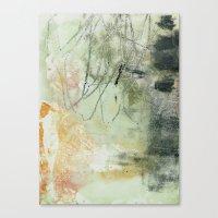 Lines & Texture 1 Canvas Print