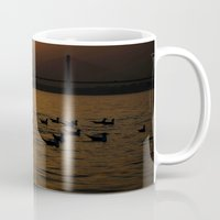 painting a golden picture...  Mug