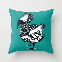 DODO Throw Pillow