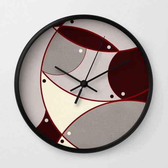 Textures/Abstract 100 Wall Clock