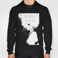 Black pearls Hoody