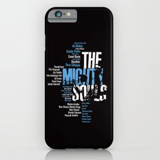 The Mighty Souls: Jazz Legends iPhone 6 Slim Case