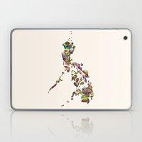 7,107 Islands | A Map Of… Laptop & iPad Skin