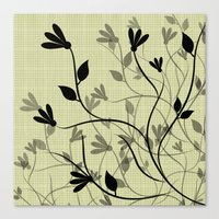 Whispering Breeze Canvas Print