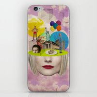 Modern Vintage Collectio… iPhone & iPod Skin