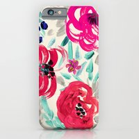 Mona Floral iPhone 6 Slim Case