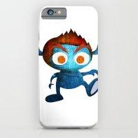 Mr. Blue iPhone 6 Slim Case