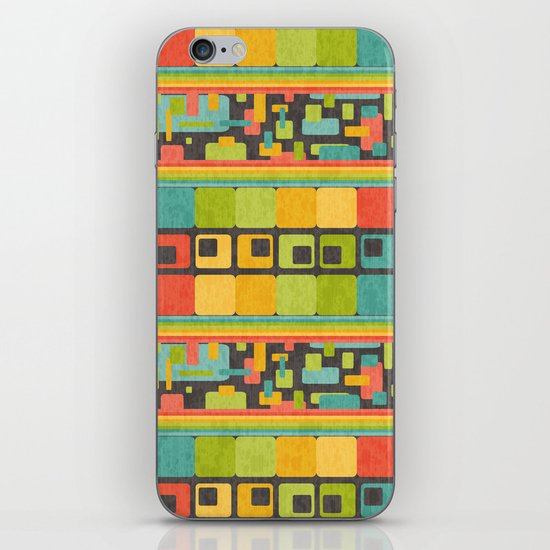 Retro Overload iPhone & iPod Skin