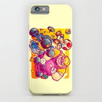 iPhone & iPod Case featuring Beware The Blue Shell by WinterArtwork