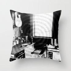 ATÊLIE B&W Throw Pillow