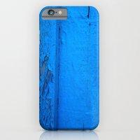 Blood In iPhone 6 Slim Case