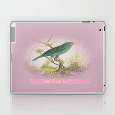 Songbird {dusky lilac} Laptop & iPad Skin