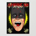 Bat Bateman Canvas Print