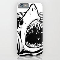 Shark off iPhone 6 Slim Case