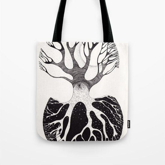 day&night Tote Bag