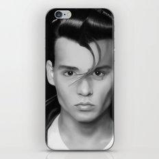 Cry Baby iPhone & iPod Skin