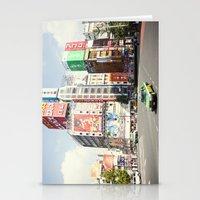 Tokyo Candyland Colors Stationery Cards