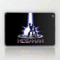MEGATRON - Megaman   Tron   Nintendo   retrogames   80's   vintage   retro   videogames   console Laptop & iPad Skin