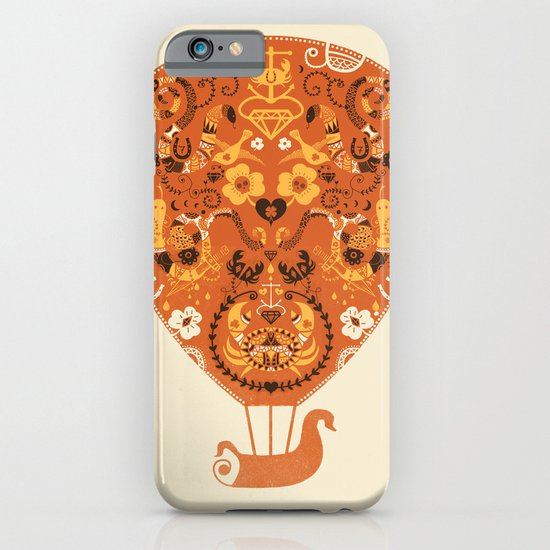Lucky Ride No.2 iPhone & iPod Case