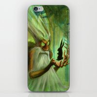 Treeman iPhone & iPod Skin