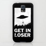 Get In Loser Galaxy S5 Slim Case