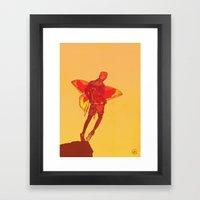 You Should Treat Your Mu… Framed Art Print