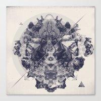Neptunite Canvas Print
