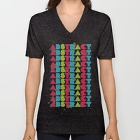 Abstract Vision Unisex V-Neck