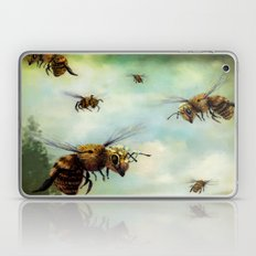 Crown Of Bees Laptop & iPad Skin