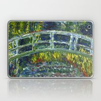 Monet Interpretation Laptop & iPad Skin
