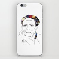 Pablo Picasso iPhone & iPod Skin