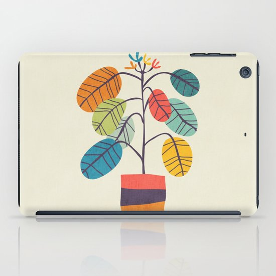 Potted plant 2 iPad Case