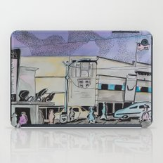Jasper Avenue: Old Streets Grown Anew  iPad Case