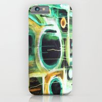 iPhone & iPod Case featuring recklessly  by Brian J Farrell