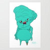 Abner Art Print