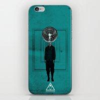Disco Man iPhone & iPod Skin